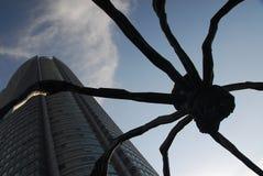 Roppongi wzgórzy pająk Fotografia Stock
