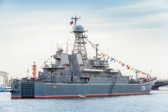Ropucha-klasse landend schip, Project 775 Royalty-vrije Stock Foto's