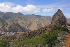 Roque Cano, La Gomera fotos de archivo