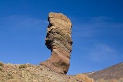 Roque Cinchado Royaltyfri Bild