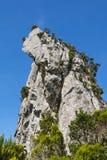 Roque de Anambro in the Anaga Mountains, Tenerife, Spain. Royalty Free Stock Image