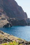 Roque de Bonanza in El Hierro. Royalty Free Stock Photos