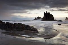 Roque de Las Bodegas Royalty Free Stock Images