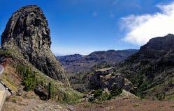 Roque El Cano, La Gomera Royalty Free Stock Images