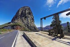 Roque El Cano, La Gomera Royalty Free Stock Photos