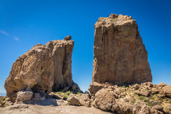 Roque Nublo Royalty Free Stock Images