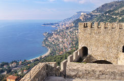 Roquebrune Royalty Free Stock Images