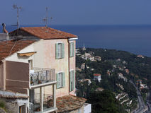 Roquebrune Royalty Free Stock Photos