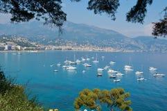 Roquebrune-Cap-Martin Royalty Free Stock Images