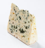 Roquefort cheese piece Royalty Free Stock Image
