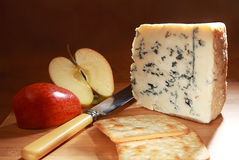 Roquefort retro Stock Images