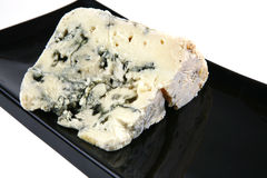 Roquefort soft cheese Stock Image