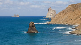 Roques de Anaga Royalty Free Stock Image