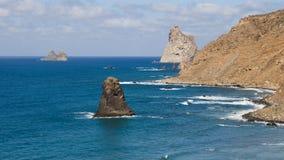 Roques de Anaga Royalty Free Stock Image