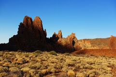 Roques de García Fotografia de Stock Royalty Free