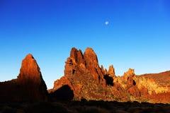 Roques de García Foto de archivo