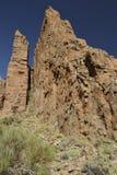 Roques de García, EL Teide, Tenerife imagens de stock royalty free