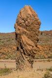 Roques de García Formação Foto de Stock