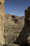 Roques de Garcia, el Teide, Tenerife Stock Images