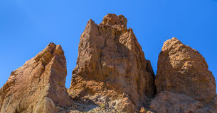 Roques de Garcia Rocks Stock Photo