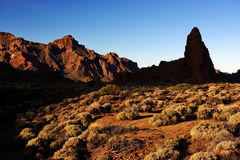 Roques de Garcia Stock Image