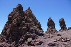 Roques de lava Image stock