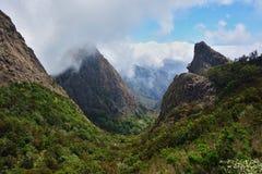 Roques in La Gomera Stock Photo