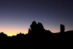 roques los Стоковое Изображение