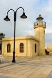 Roquetas de Mar Lighthouse Stock Photo