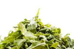 Roquette heap Royalty Free Stock Photo