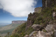Roraima plateau. Venezuela Royalty Free Stock Photos