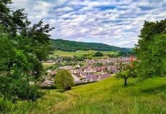 Rorbas panoramic royalty free stock image
