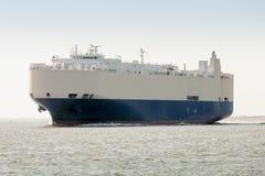 Roro-ship stock image