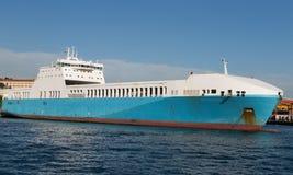 Roro Ship Royalty Free Stock Photos