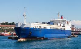 Roro Ship Royalty Free Stock Photo