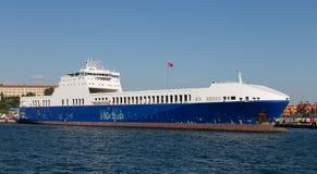Roro Ship Stock Photos