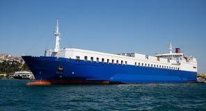 Roro Ship Stock Image