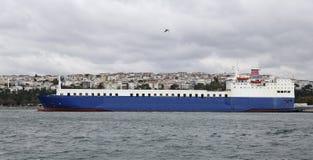 Roro Ship Stock Images