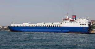 Roro-skepp Royaltyfria Foton