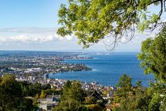 Rorschach, Bodensee Royalty Free Stock Images