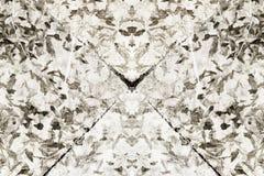 Rorschach Inkblot. Metal rorschach inkblot, abstract background Stock Photos