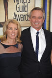 Rory Kennedy & Robert F. Kennedy Jr. Royalty Free Stock Photography