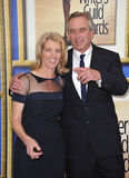 Rory Kennedy & Robert F. Kennedy Jr. Stock Photography