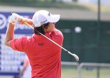 Rory Mac Ilroy an den Golf Franzosen öffnen 2010 Lizenzfreie Stockfotografie