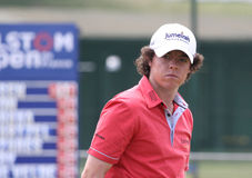 Rory Mac Ilroy at golf French Open 2010 Royalty Free Stock Photography
