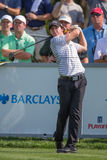 Rory McIlroy at the 2012 Barclays Stock Image