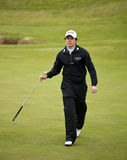 Rory Mcilroy British Open Sandwich 2011 Royalty Free Stock Photos