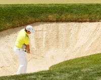 Rory McIlroy at the Memorial Tournament Royalty Free Stock Photography