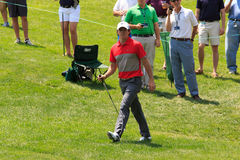 Rory McIlroy. At the Memorial Tournament 2013 in Dublin, Ohio, USA Royalty Free Stock Images