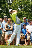 Rory McIlroy at the Memorial Tournament Stock Images